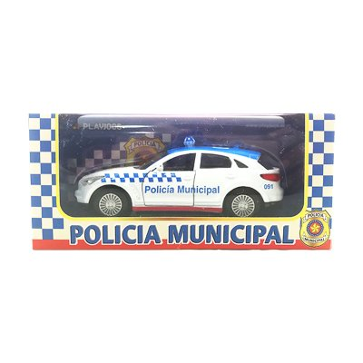 Wholesaler of Miniatura vehículo Policia Municipal GT-2328