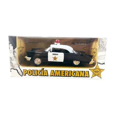 Wholesaler of Miniatura vehículo Policía Americana GT-2462