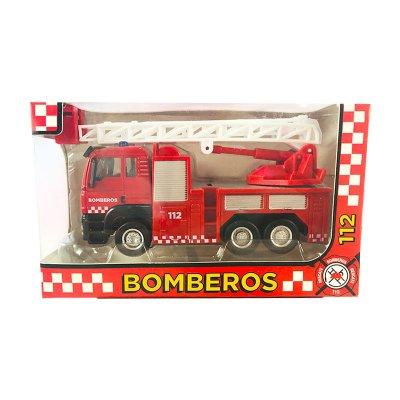 Miniatura vehículo bomberos GT-2526