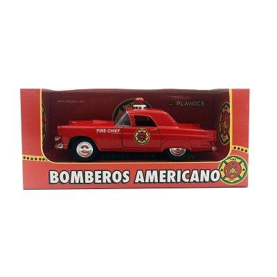 Miniatura vehículo Bomberos Americano GT-2606