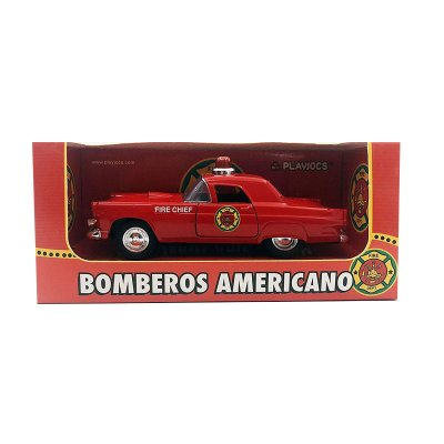 Wholesaler of Miniatura vehículo Bomberos Americano GT-2606