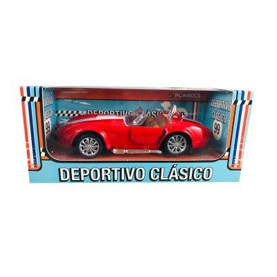 Wholesaler of Miniatura vehículo deportivo clásico 99 GT-2621