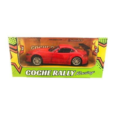 Miniatura coche Rally Racing 33 GT-2678 - rojo