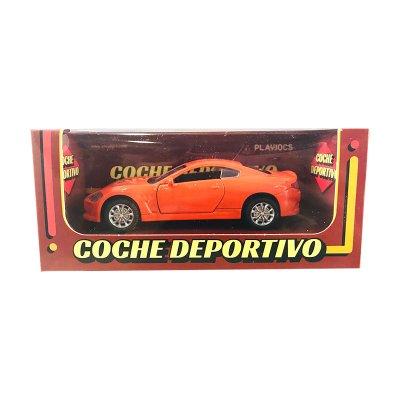 Miniatura coche deportivo GT-2702 - naranja