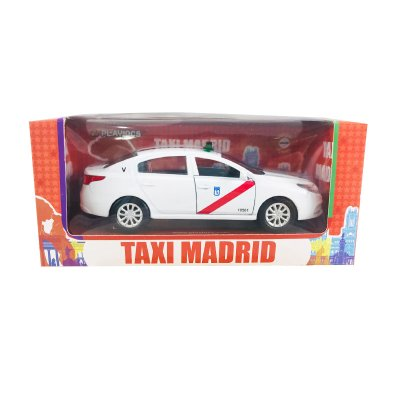 Wholesaler of Miniatura vehículo taxi Madrid GT-2894