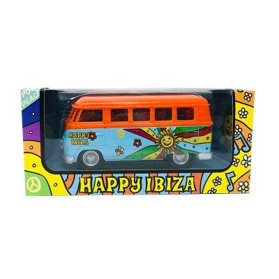 Miniatura vehículo Happy Ibiza GT-3493