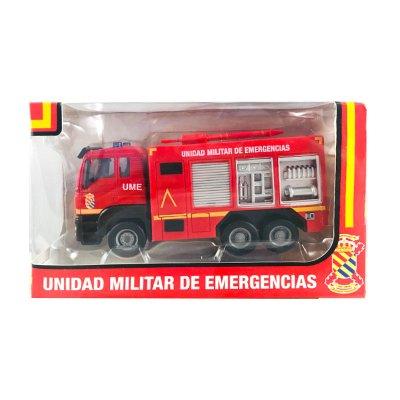Miniatura vehículo Unidad Militar de Emergencias GT-3537