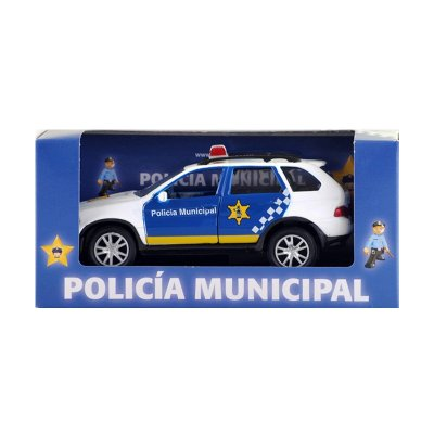 Miniatura coche Policía Municipal GT-3539