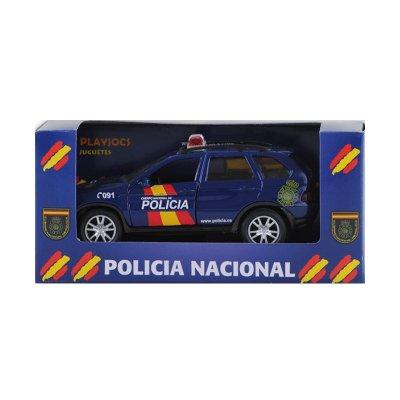 Wholesaler of Miniatura coche Policía Nacional GT-3541