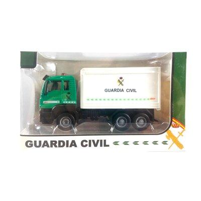 Miniatura vehículo camión Guardia Civil GT-3544
