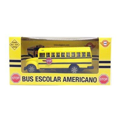 Miniatura autobús escolar americano GT-3560