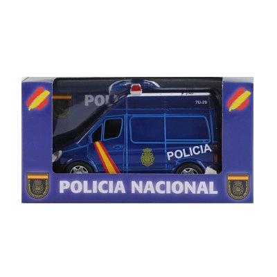 Wholesaler of Miniatura furgoneta Policía Nacional GT-3689