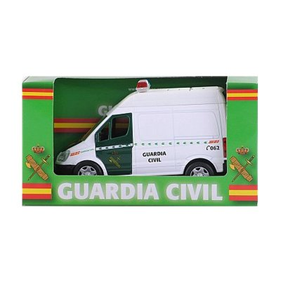 Wholesaler of Miniatura furgoneta Guardia Civil GT-3690