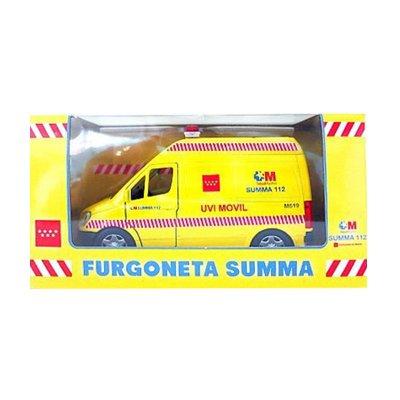 Wholesaler of Miniatura furgoneta SUMMA 112 GT-3692
