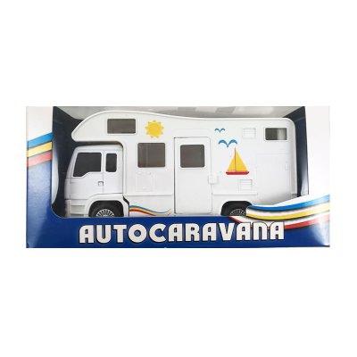 Miniatura vehículo Autocaravana GT-3738