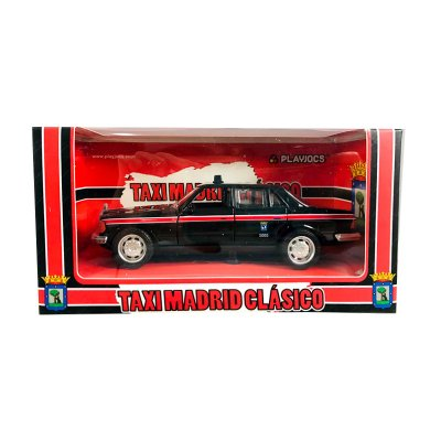 Wholesaler of Miniatura Taxi Madrid clásico GT-3769