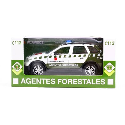 Wholesaler of Miniatura coche Agentes Forestales GT-3809