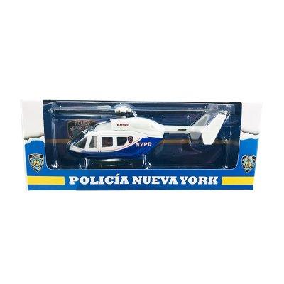 Wholesaler of Miniatura helicóptero Policia Nueva York GT-3839