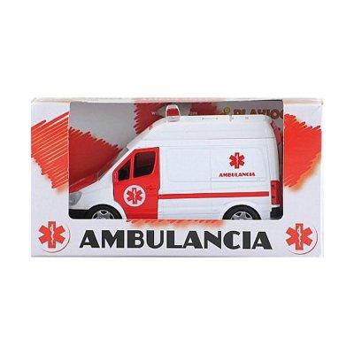 Wholesaler of Miniatura ambulancia GT-3885