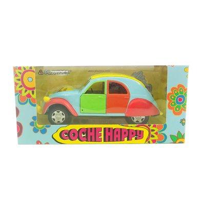Miniatura vehículo coche happy GT-3900