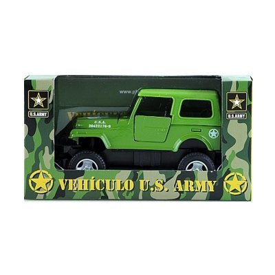 Wholesaler of Miniatura coche 4X4 US Army GT-3907