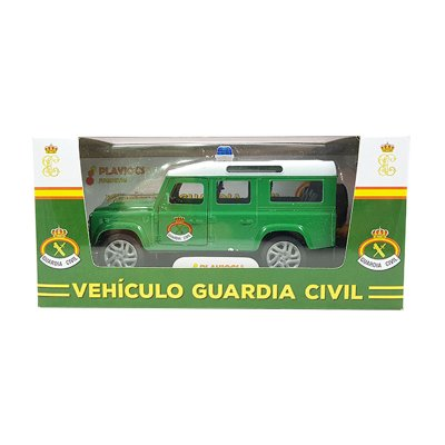 Wholesaler of Miniatura vehículo Guardia Civil GT-3909