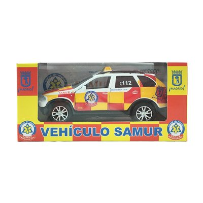 Wholesaler of Miniatura coche SAMUR GT-3956
