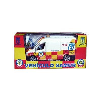 Miniatura vehículo Samur GT-3957
