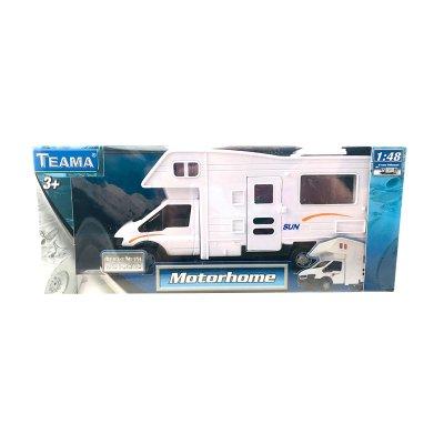 Wholesaler of Miniatura caravana Motorhome 1:48 GT-4941