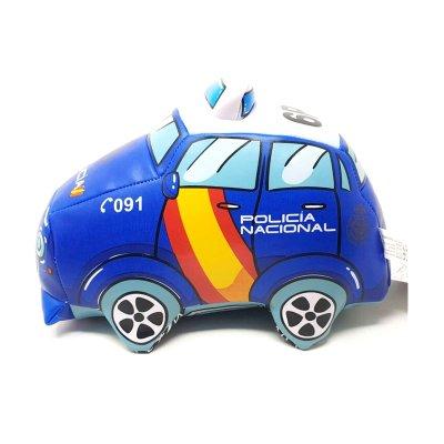 Peluche vehículo Policía Nacional GT-8012