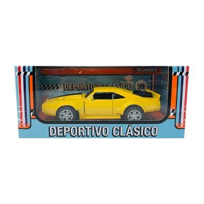 Miniatura vehículo deportivo clásico 99 GT-8020