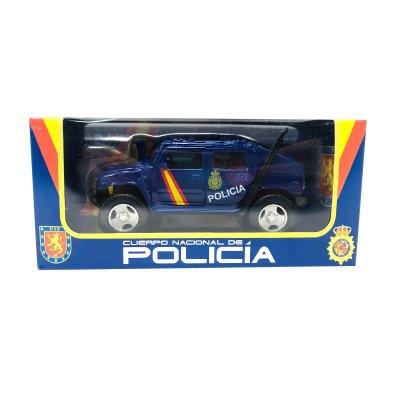 Miniatura vehículo Cuerpo Nacional de Policía
