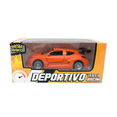 Wholesaler of Miniatura vehículo Auto Racing GT-8025 - naranja