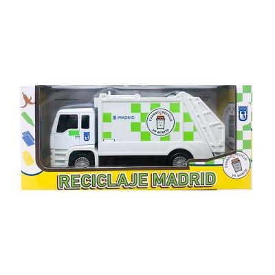Wholesaler of Miniatura vehiculo reciclaje Madrid GT-8031