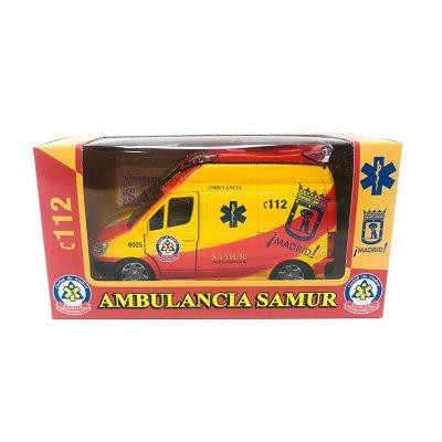 Wholesaler of Miniatura vehículo ambulancia Samur GT-8035