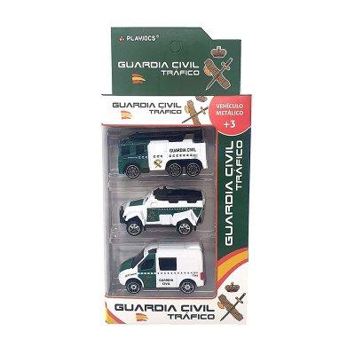 Wholesaler of Set miniaturas vehículos Guardia Civil Tráfico GT-8043 - modelo 2