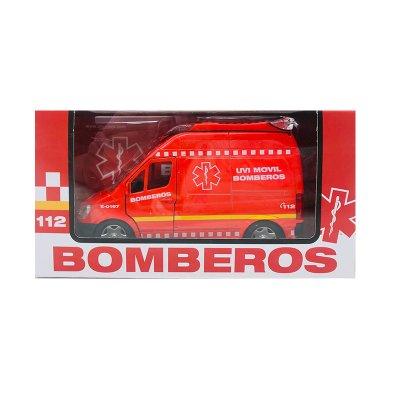 Wholesaler of Miniatura vehículo UVI Bomberos GT-8049