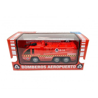 Wholesaler of Miniatura vehículo Bomberos Aeropuerto GT-8051