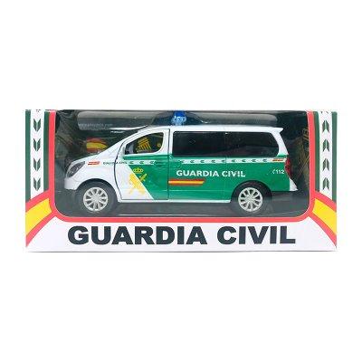 Miniatura vehículo Guardia Civil GT-8069