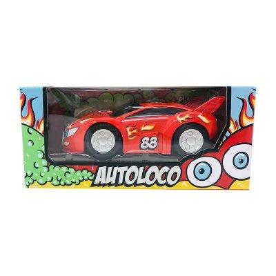 Wholesaler of Miniatura vehículo Autoloco GT-8070 - rojo