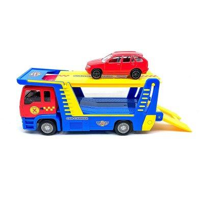 Wholesaler of Miniatura vehículo Camión con coche GT-8073