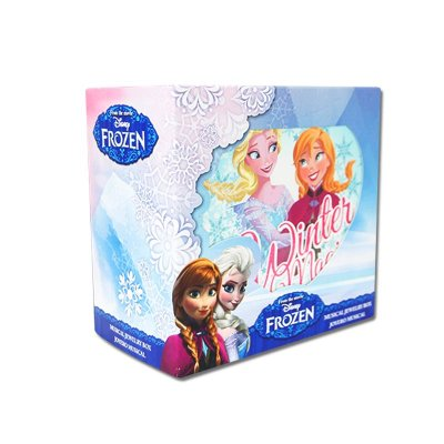 Wholesaler of Frozen musical jewelry box 15x9cm