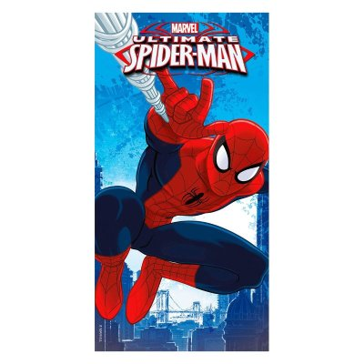 Toalla algodón Ultimate Spiderman