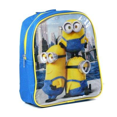 Mini mochila 24cm Minions