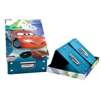 Caja plegable Cars 31.5x21x13cm