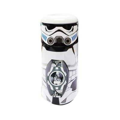 Reloj digital Stormtroopers Star Wars c/caja regalo