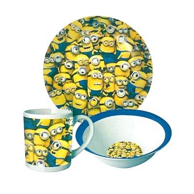 Wholesaler of Set desayuno 3 piezas cerámica Minion Despicable Me
