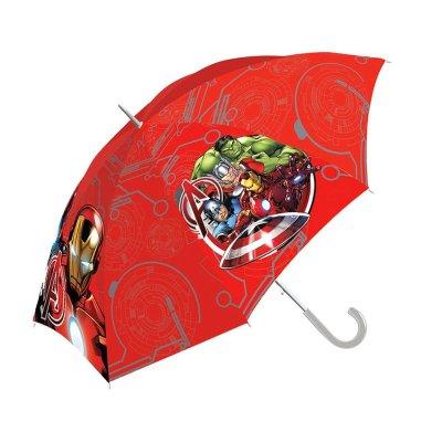 Paraguas manual Los Vengadores rojo