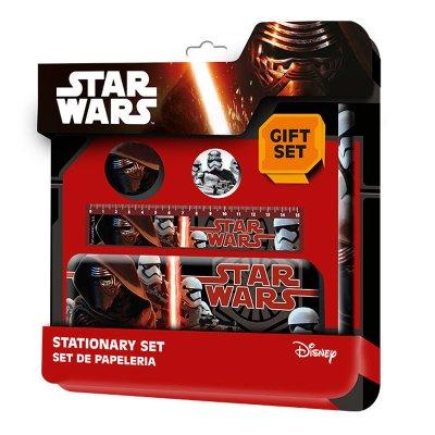 Set de 5 piezas con estuche metálico Star Wars Episodio VII