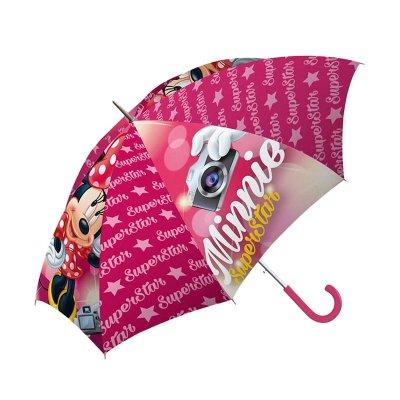 Paraguas manual Minnie Super Star 40cm